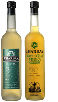 Charbay Green Tea Vodka Aparitif