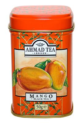 Black mango tea