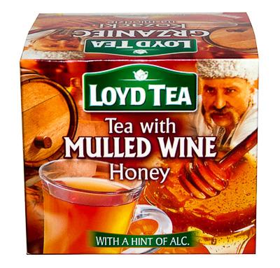 Loyd Tea Tea with Mulled Wine Honey | The Teatropolitan Times