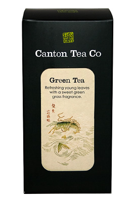 Canton Tea Co Green Tea Pouchong