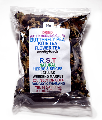 Tea Collection » R.S.T Water Morning Glory Butterfly Pea Tea
